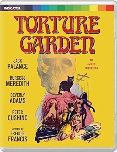 Buy Torture Garden (Blu-ray)