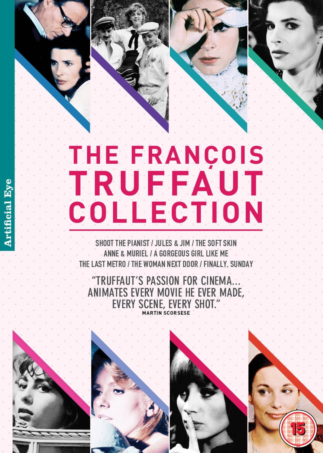 Buy The Francois Truffaut Collection