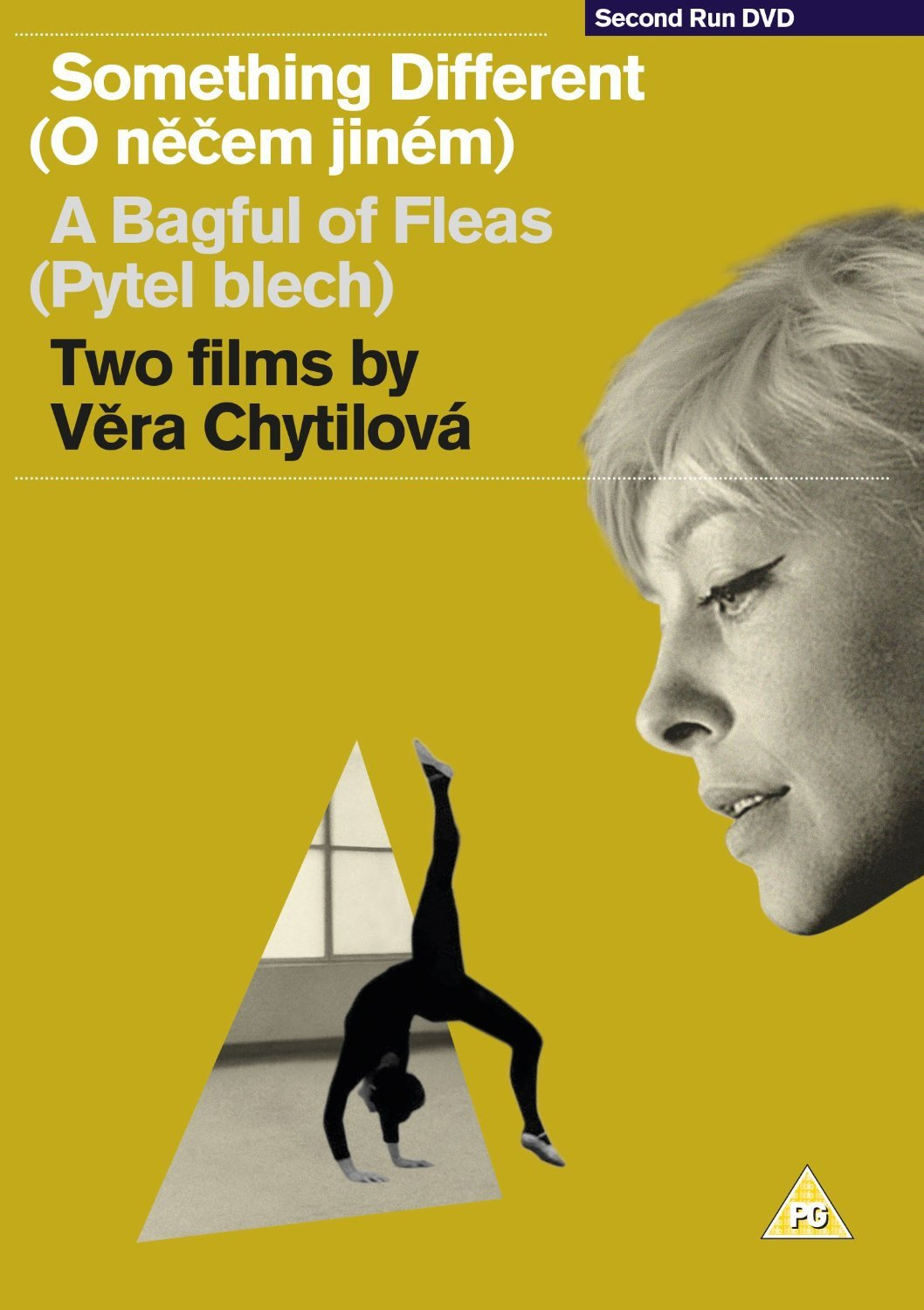 Buy Something Different / A Bagful Of Fleas - Two Films By Věra Chytilová