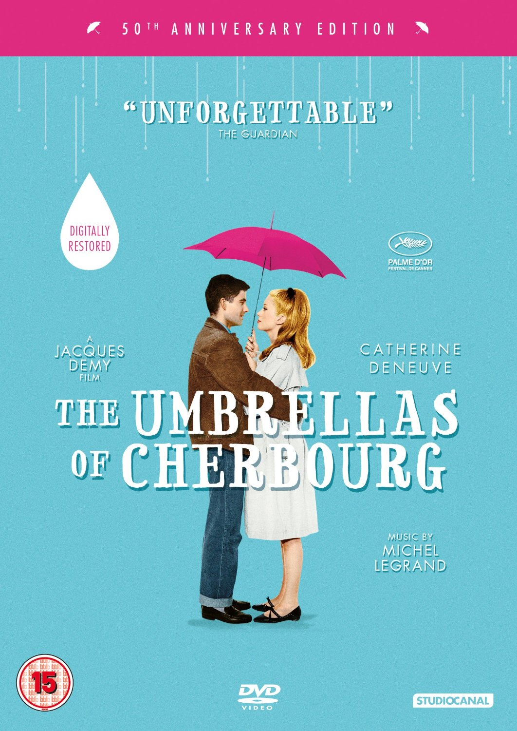 Buy Umbrellas of Cherbourg, The