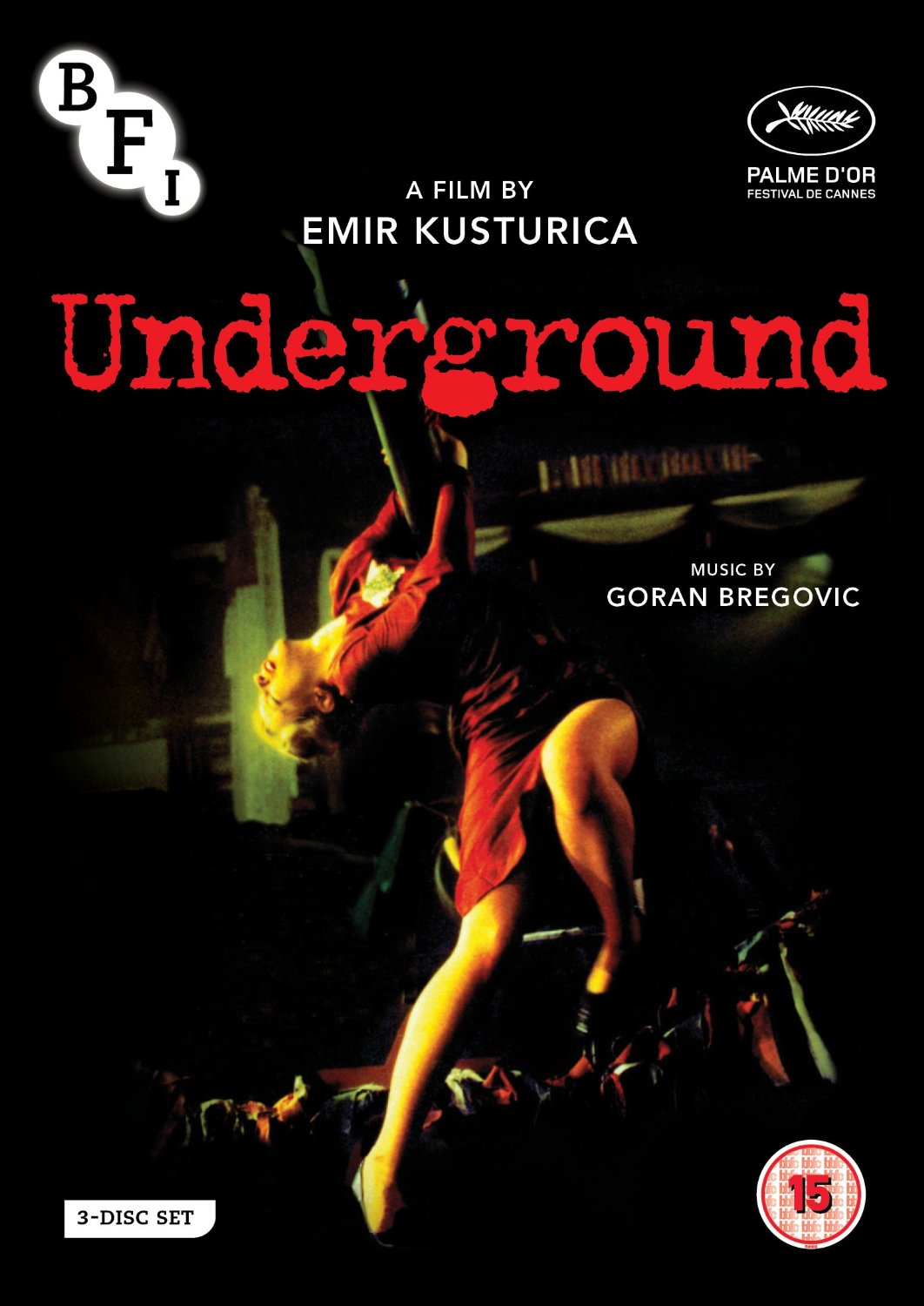 Buy Underground (3-DVD set)