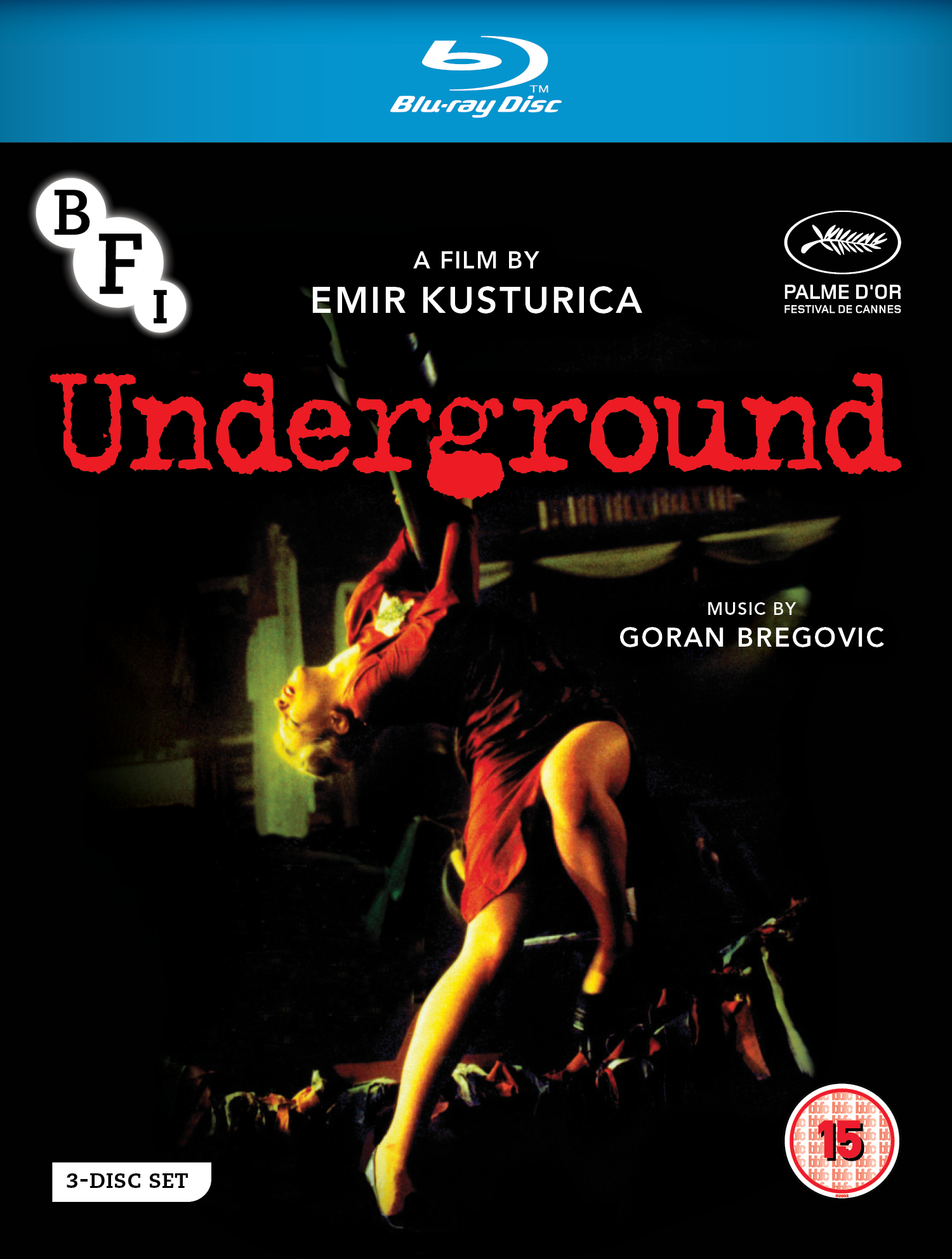 Buy Underground (Ltd Edition Blu-ray)