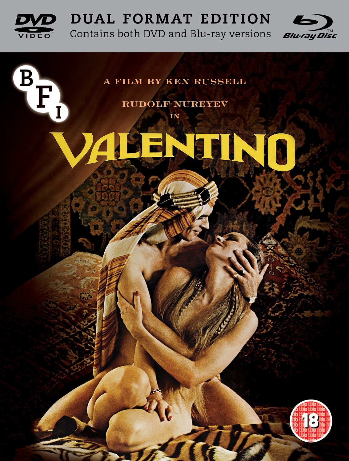 Buy Valentino (Dual Format Edition)