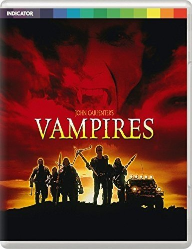 Buy Vampires (Dual Format Edition)