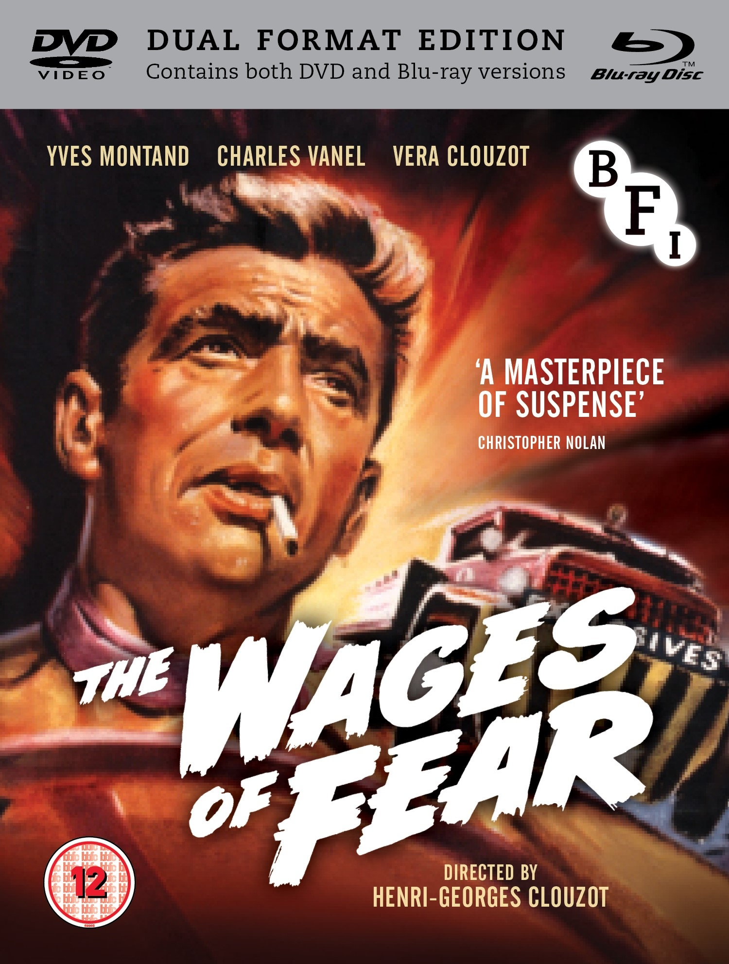 Buy The Wages of Fear (Dual Format Edition)