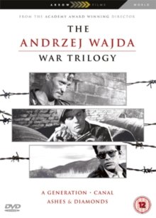 Buy The Andrzej Wajda War Trilogy
