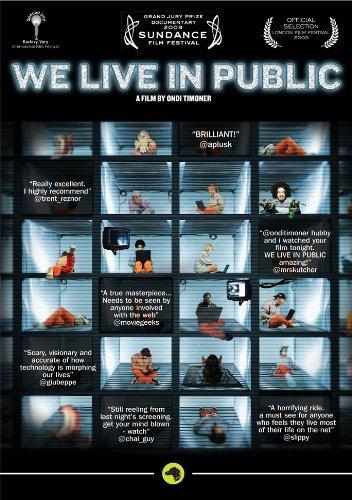 Buy We Live in Public