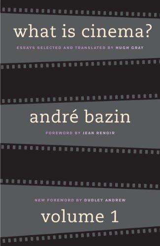 Buy What Is Cinema?: Volume I