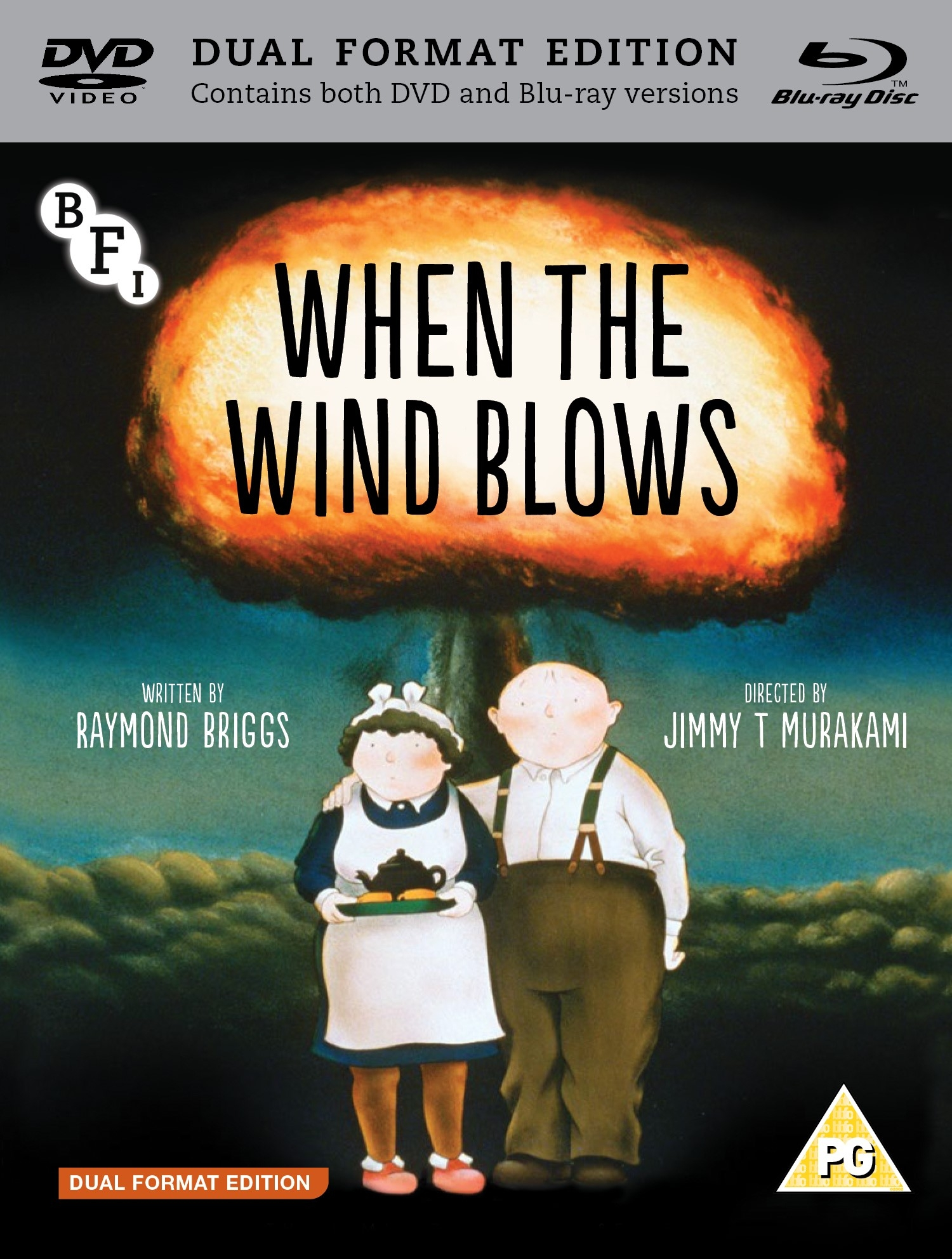 Buy PRE-ORDER When the Wind Blows (Dual Format Edition)