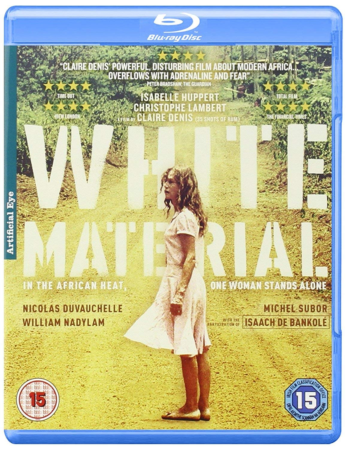 Buy White Material (Blu-ray)