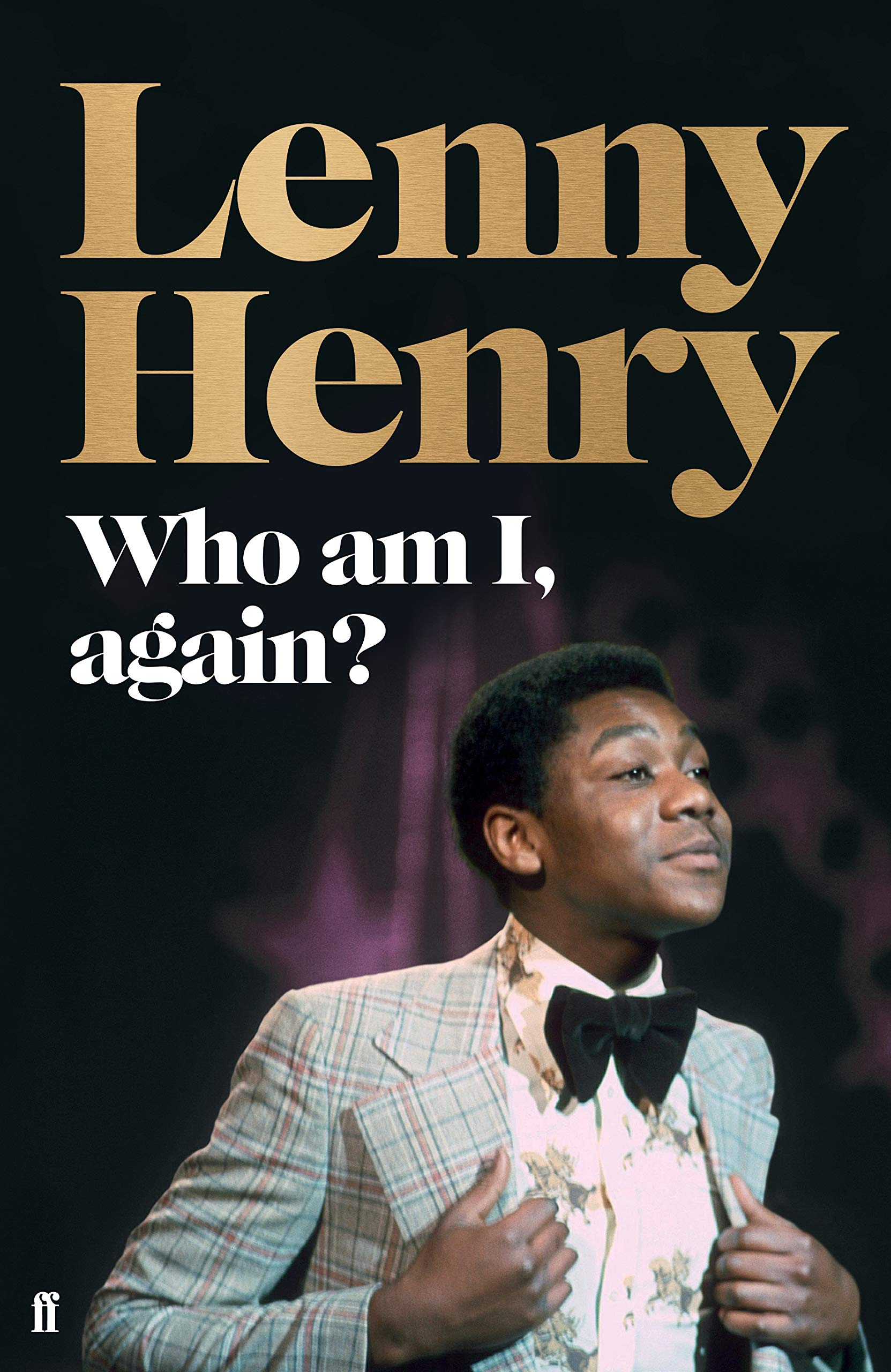Buy Who am I, again? (SIGNED BY LENNY HENRY)
