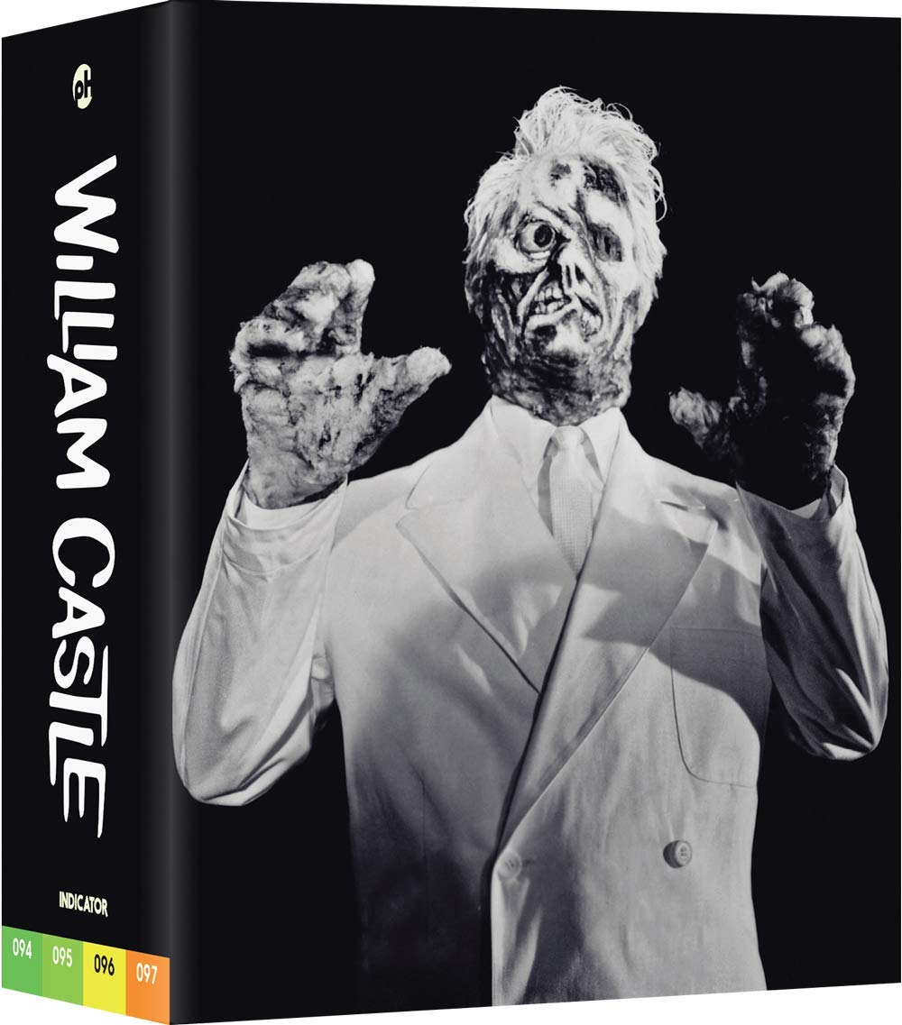 Buy William Castle at Columbia Volume One (Blu-ray Box Set)