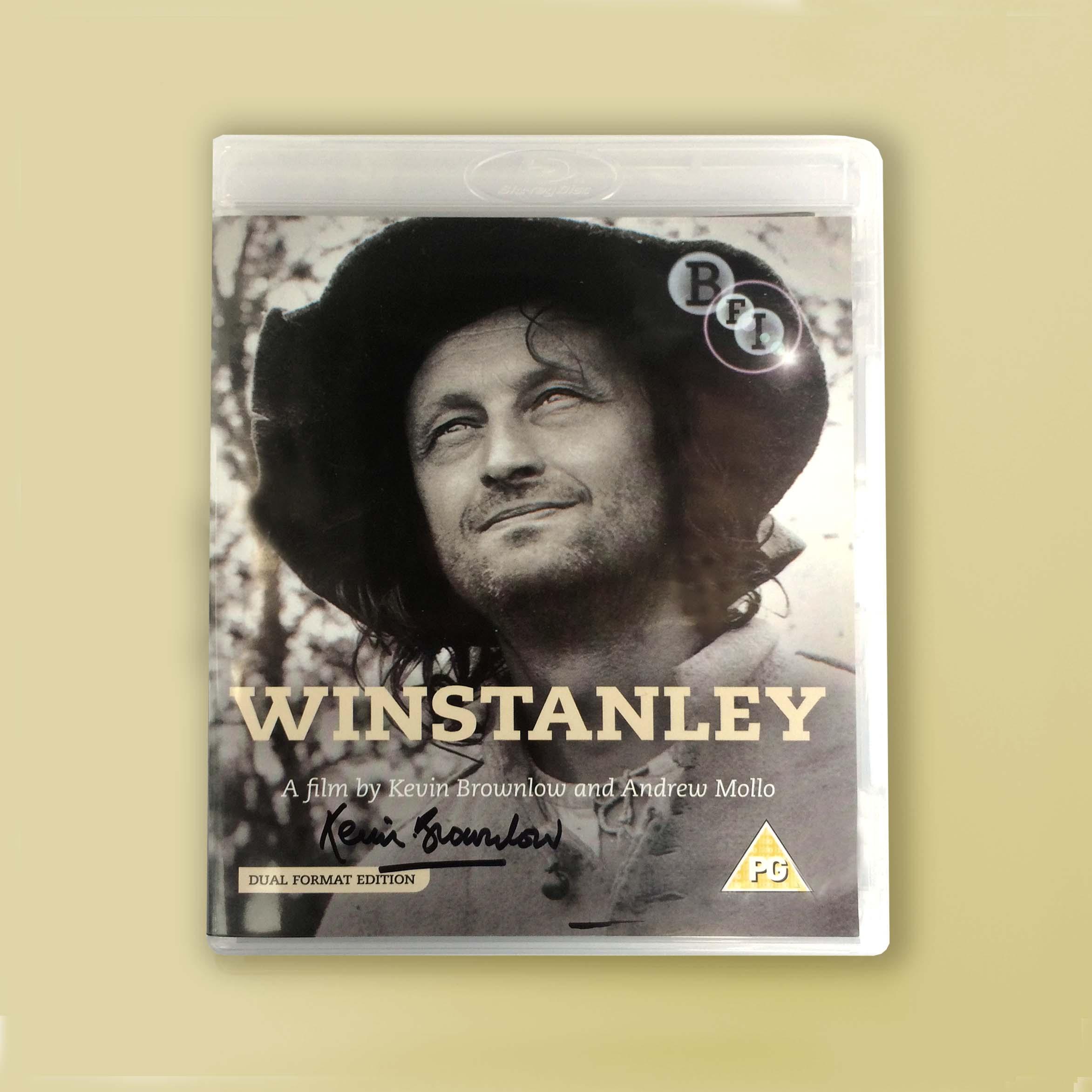 Buy Winstanley (SIGNED COPY) (Dual Format Edition)