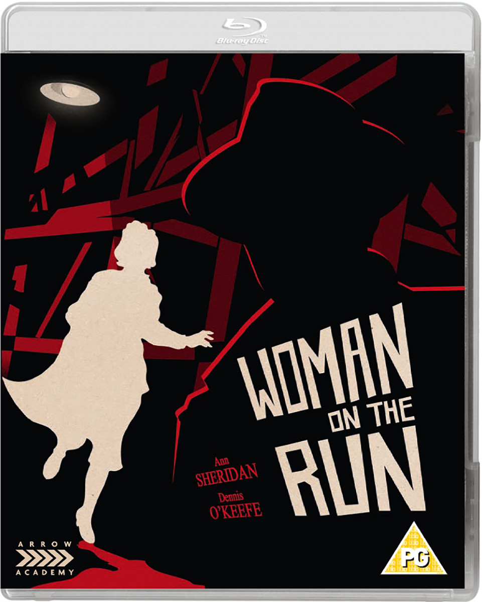 Buy Woman On the Run (Dual Format Edition)