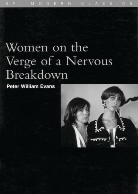 Buy Women on the Verge of a Nervous Breakdown: BFI Film Classics