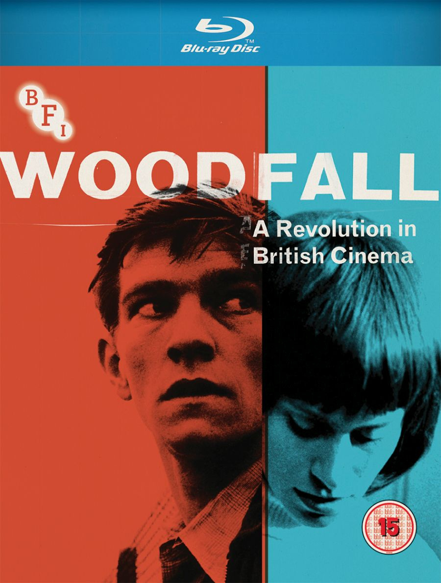 Buy Woodfall: A Revolution in British Cinema (9 Blu-ray Box Set)
