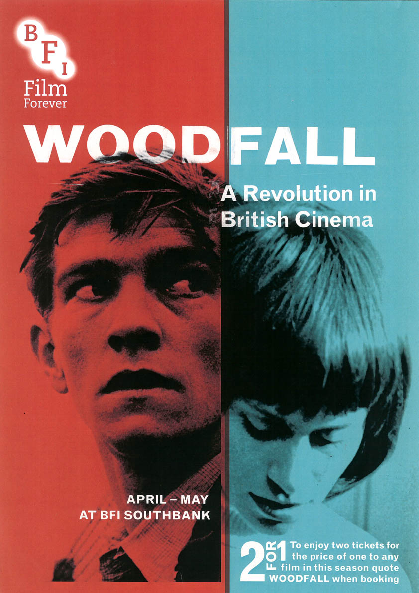 Buy Woodfall BFI season poster