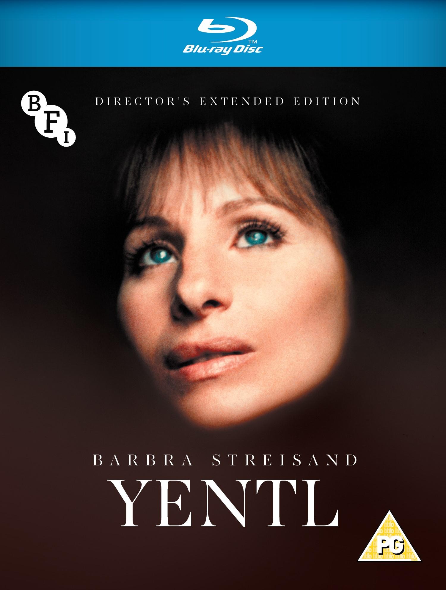 Buy PRE-ORDER Yentl (2-disc Blu-ray / DVD set)
