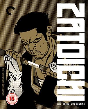 Buy Zatoichi: The Blind Swordsman (9 disc Blu-ray Box Set)